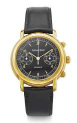 AUDEMARS PIGUET, JULES AUDEMARS CHRONOGRAPH, 18K YELLOW GOLD, REF. 25859BA.OO.D001CR.01