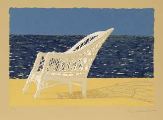 Wyeth, Jamie - The wicker chair