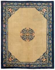 Large antique Peking carpet