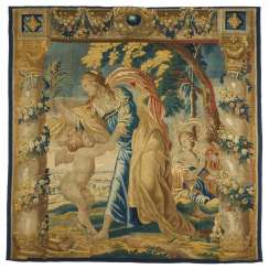 Tapestry 'Fortuna mit Cupido'