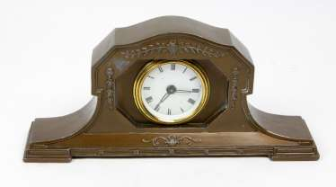 Table clock, around 1920/30