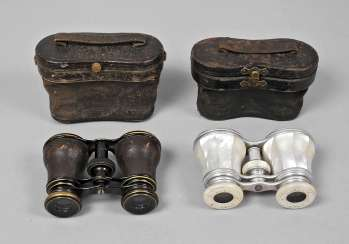 Two Opera Glasses