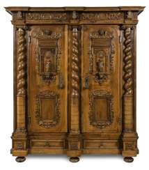 Baroque Cabinet. South Germany, 17./19. Century
