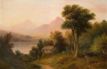 Landscape painters of the 19th century. Century: