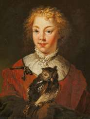 Young Man with Owl