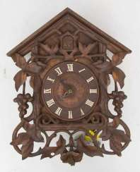 CUCKOO-CLOCK, AROUND 1800