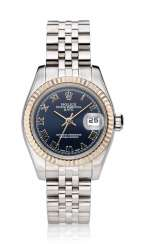 ROLEX, LADIES STEEL DATEJUST, REF. 179174