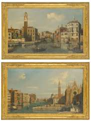 FOLLOWER OF GIOVANNI ANTONIO CANAL, CALLED CANALETTO, 19TH CENTURY