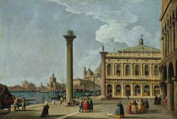 FOLLOWER OF GIOVANNI ANTONIO CANAL, CALLED CANALETTO