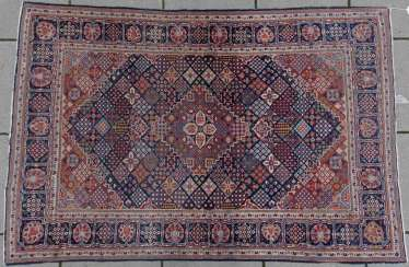 CARPET, Turkey, cotton, 20. Century