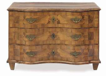 COMMODE South Germany, 18. Century