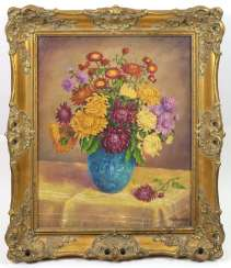 Summer flowers - Butterweck, H.