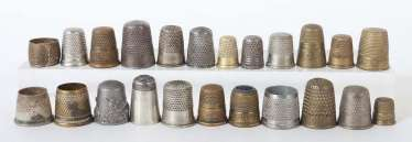 Vintage Thimbles Germany