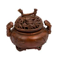 Incense burner. CHINA, 20. Century.
