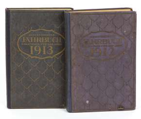 Year books 1912,1913