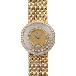 CHOPARD Happy Diamonds Damenuhr, Ref. 1159. Gold 18K.