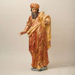 Sculpture of an Old Testament prophet (Abraham?), South German, 17th century