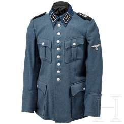 Field blouse M 41 for teams of the railway protection team