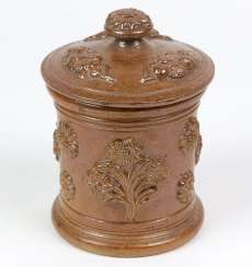 Biedermeier Tobacco Pot