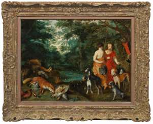 Jan Brueghel the Younger and Hendrick van Balen