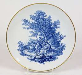 Meissen Plate *Holy Family*
