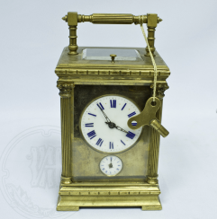 Carriage clock, Europe,
