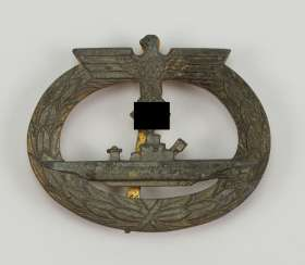 U-Boat War Badge.