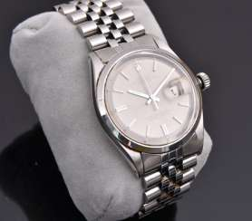 ROLEX OYSTER PERPETUAL DATEJUST watch, Unisex wrist watch, stainless steel, 1965