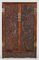 Chinese Cabinet with dragon decoration