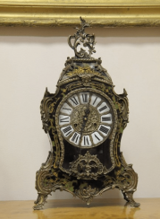 Mantel clocks Boulle France 1860