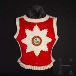 Super vest for men in the Garde du Corps, around 1860