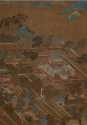 THE STYLE OF LI ZHAODAO (ACTIVE CA. 713-741)