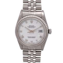 ROLEX Datejust, Ref. 16220. Herrenuhr.