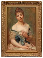 French portrait painters of the Belle Époque