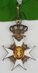 Sweden: Royal Wasa-Order, 2nd Model (since 1866), Comtur cross.