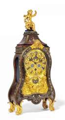 Munich, Courtly Rococo style pendulum clock with Carillon