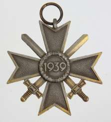 War merit cross with swords 2. Class of 1939