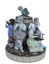 Meissen Porcelain of the NINETEENTH century