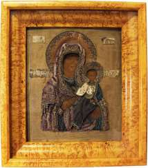 The Icon Of The Mother Of God