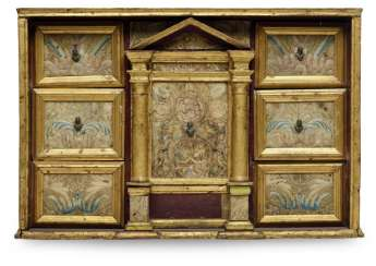 Baroque Table Cabinet