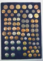 German Empire: A Collection Of Uniform Buttons.