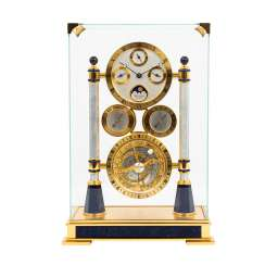 "HOUR LAVIGNE ""Table clock with astrolabe"""
