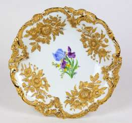 Meissen Ceremonial Plate *Flower 2*