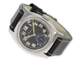 Watch: rare military pilot's watch, Longines