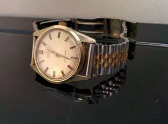 Vintage Rare Omega Seamaster Automatic Watch