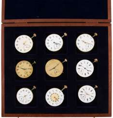 LOT OF POCKET WATCH MOVEMENTS