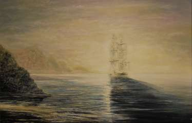 Based on I. Aivazovsky.