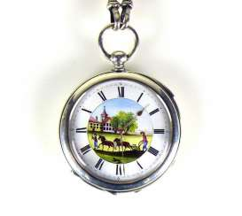 Percussion Pocket Watch