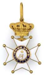 Nassau. Civil and military order of merit Adolphs von Nassau