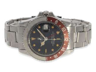 Watch: vintage Rolex GMT-Master Chronometer from 1968, Ref.1675
